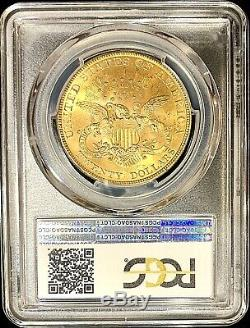 1900 $20 American Gold Double Eagle MS63 PCGS Liberty Head MINT Coin