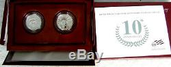 1997-2020 PF PLT EAGLE COMPL. SET IN ORIG. PKG. AS ISSUED BY U. S. MINT-sacrifice