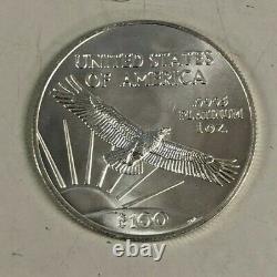 1 oz American Eagle $100 Platinum Random Year US Mint Eagle 1 oz Coin