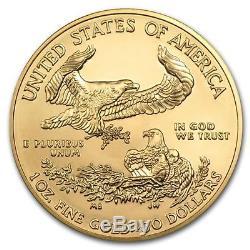 1 oz Gold American Eagle Random Date US Mint Coin