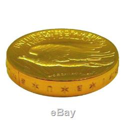 2009 $20 24K 1 oz GOLD ULTRA HIGH RELIEF DOUBLE EAGLE US Mint OGP BOX COA Book
