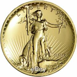 2009 US Mint $20 Ultra High Relief Double Eagle Gold Coin with Box, COA & Book