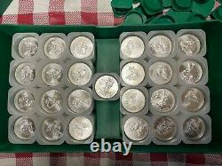 2011 500-Coin Silver Eagle Monster Box (WP Mint) Ships Free