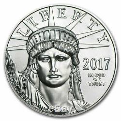 2017 $100 Platinum American Eagle 1 oz US Mint American Eagle BU