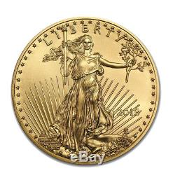 2018 1 oz Gold American Eagle $50 US Mint Gold Eagle Coin