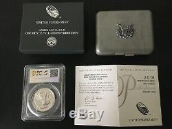 2018-W 1 Oz Proof Palladium American Eagle PR-69 DCAM PCGS West Point US Mint