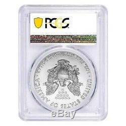Lot of 10-2020 (P) 1 oz Silver Eagle PCGS MS 70 FDI Philadelphia Emergency Issue