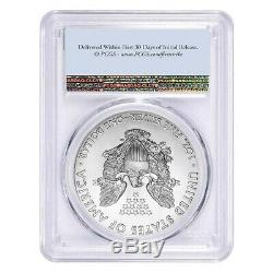Lot of 20 2020 (P) 1 oz Silver American Eagle PCGS MS 69 FS Emergency Issue