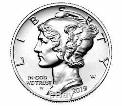 NEWCOMING! American Eagle 2019-W 1oz Palladium Rev Proof Cn(19EK) from US Mint