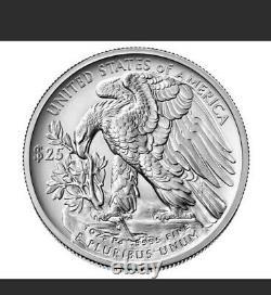 US Mint 2020 American Eagle One Ounce Palladium Uncirculated Coin 20EK