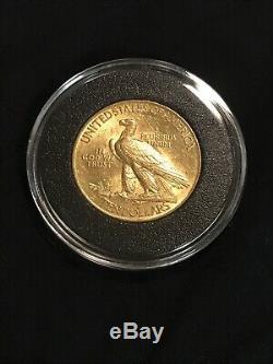 1911 $ 10 Pièces D'or D'eagle Indian Pre-1933 Gold Coin Monnaie De Philadelphie Coin Belle