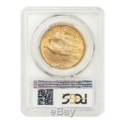 1922 $ 20,00 € Pièce De Monnaie Double Aigle Saint Gaudens Pcgs Ms63 Philadelphia