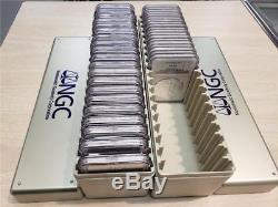 1986-2015 Silver American Set Set Ms69 Ngc 1 Us Mint 30 Pièces