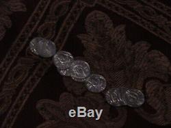 1/10 Oz Platinum Eagle. 9995 Quantité De Lot Pure De 10 2007! Pristine Comme Le Jour De La Menthe
