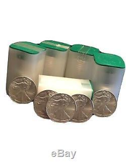 1 Oz Beaucoup D'argent Eagles Américain De 5