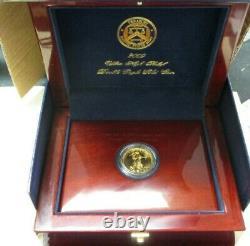 2009 Monnaie Américaine Ultra High Relief Double Eagle Gold Coin