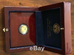 2009 W 20 $ 1 Once Ultra High Relief Double Eagle. 9999 Gold Coin West Point Monnaie