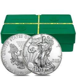 2012 (s) 1 Oz Argent American American Coin Scellé Monster Box (san Francisco Mint)