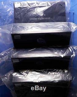 2012-s Américain Silver Eagle 2 Pièces Set Avec Preuve Inversée Mint Box & Coa