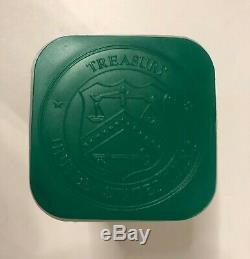 2013 1 Oz Silver Eagle 20 Rouleau 1 $ Bu Lot De Bullion Coins U. S. Tube En Bon État