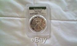 2015 P Silver American Eagle 79 640 Philadelphia Mint Graded Gem Bu