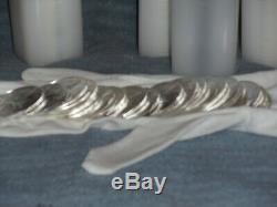 2015 Us Mint Tube (20) Rouleau D'argent Américain Eagle, 1 Oz, 1 Oz