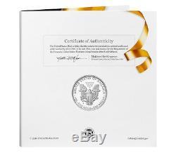 2017 S Preuve Félicitations Set American Eagle Silver Us Mint 1 Once