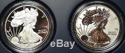 # 3113 Ensemble De Pièces Justificatives En Argent American Eagle 2012 De La Monnaie Des États-unis 2012, Coa