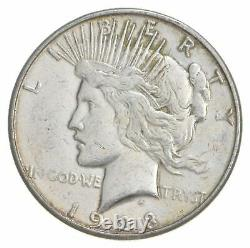 3 Coin Complete Mint Set 1923 P D S Peace Silver Dollar 90% Eagle Collection