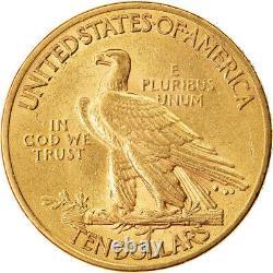 #874502 Coin, États-unis, Indian Head, 10 $, Eagle, 1913, U. S. Mint