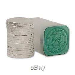 American Silver Eagle Coins Dollar Rolls Of 20 État Neuf
