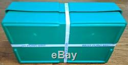 Boîte De Monstre Verte Scellée Par West Eagles Silver, 2011, Argent, 2011, 500 Oz