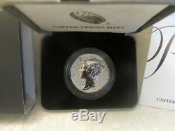 États-unis Mint 2019 American Eagle Inverse Preuve 1 Pièce Palladium Ounce