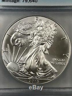 Icg Ms69 Frappé Chez Philidelphia Mint Mintage 79 640 Q1az