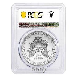 Lot De 20 2021 (w) 1 Oz Silver American Eagle $1 Coin Pcgs Ms 70 Fs West Point