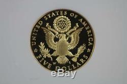 Pièce Commémorative Monnaie Américaine Monnaie Américaine - Aigle À Tête Blanche W 2008