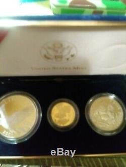 Programme De Pièces Commémoratives 'monnaie Américaine - Aigle À Tête Blanche', 2008