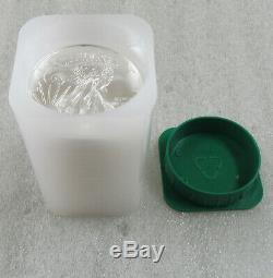 Rouleau De 20- 2020 1 Oz American Silver Eagles Lot / Tube De 20- Coins