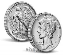 Scellé! (1) -2020 Palladium 1 Oz American Eagle Unc Coin-us Mint (20ek) + Extras