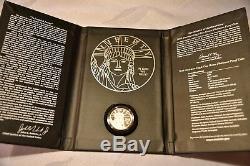 Série De Préambule Du Programme De Pièces De Monnaie American Eagle Platinum Proof 2010 (1 Once)