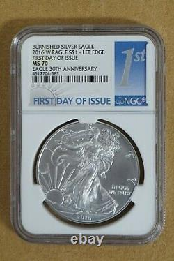 Silver Eagle & Various Graded Silver Coin Lot For Sale- 17 Coins Pcgs Ngc Anacs